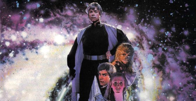 Bizarrices do UE :S | A Estrela de Cristal, o pior livro de Star Wars já escrito