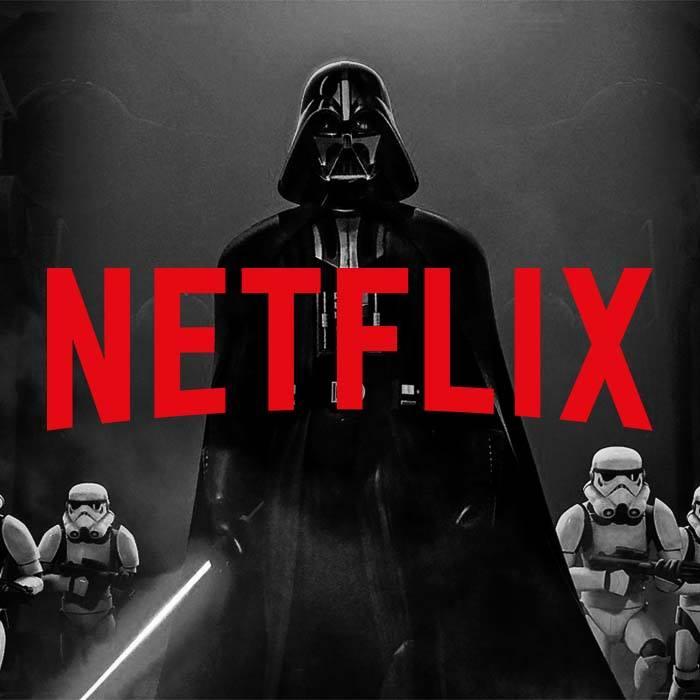 Star Wars está chegando em massa à Netflix