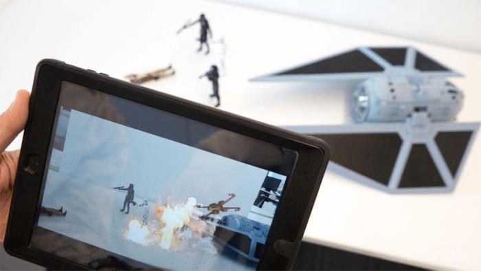 Roque One | Novo aplicativo vai permitir que você dê vida a seus brinquedos de Star Wars