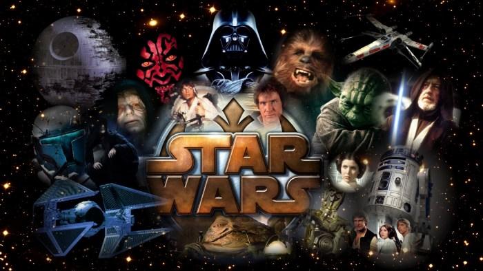 News | Star Wars foi eleita a maior franquia de todos os tempos