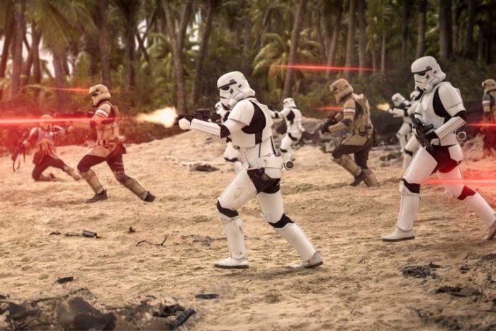 """""""Rogue One é realmente um filme de guerra"""", disse quem já viu o filme"""