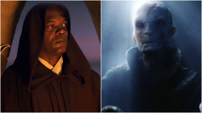 """""""Mace sobreviveu e não é Snoke"""", disse Samuel L. Jackson"""