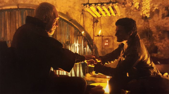 Episódio VII | Igreja da Força foi uma ideia de George Lucas