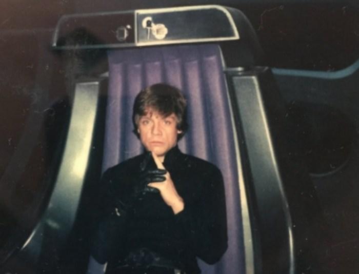 VI   Luke dominaria a Galáxia em outra versão do roteiro