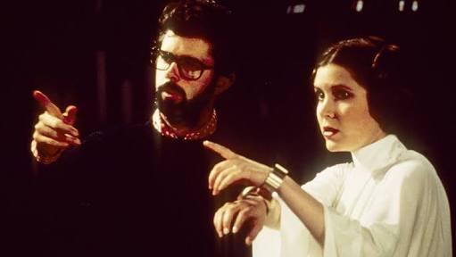 Luto | George Lucas e Kathleen Kennedy lamentam a morte da eterna princesa