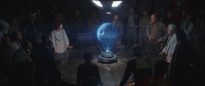 Rogue One passa dos 800 milhões na bilheteria mundial