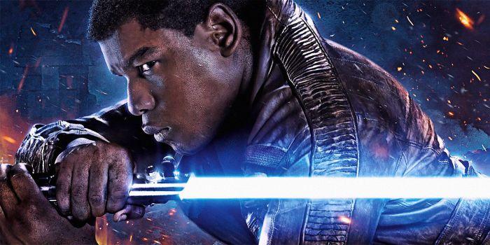 Finn é ou não é um Jedi?