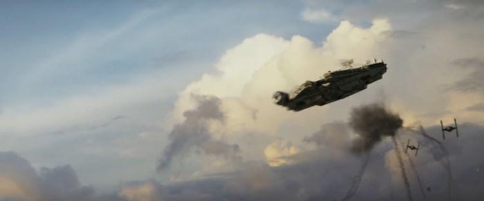 Os Últimos Jedi | Comercial mostra que a Falcon pode perder, mais uma vez, sua antena de radar