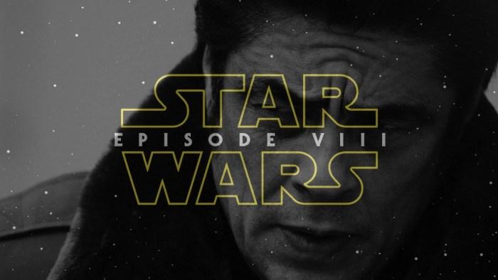 Os Últimos Jedi | Rumor: Detalhes sobre o personagem de Benicio Del Toro