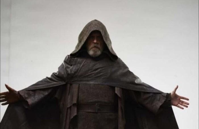 Os Últimos Jedi |  Luke Skywalker pode ter um poder mortal da Força