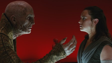 """Tem Na Web - """"Foi chocante"""", Andy Serkis comenta a morte de Snoke"""