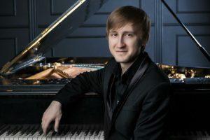 Dmitry Masleev en concierto
