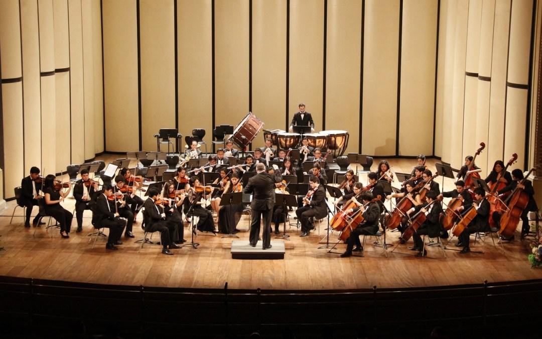 Orquesta Sinfónica de la Universidad Nacional de Música – Perú