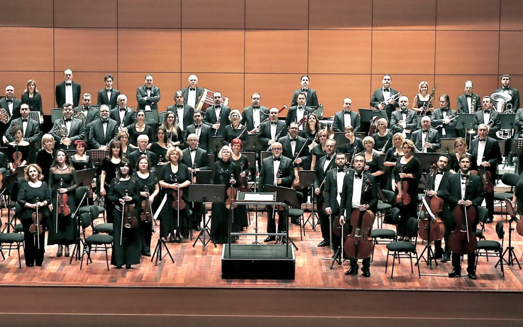 Istanbul State Symphony Orchestra – Turquía