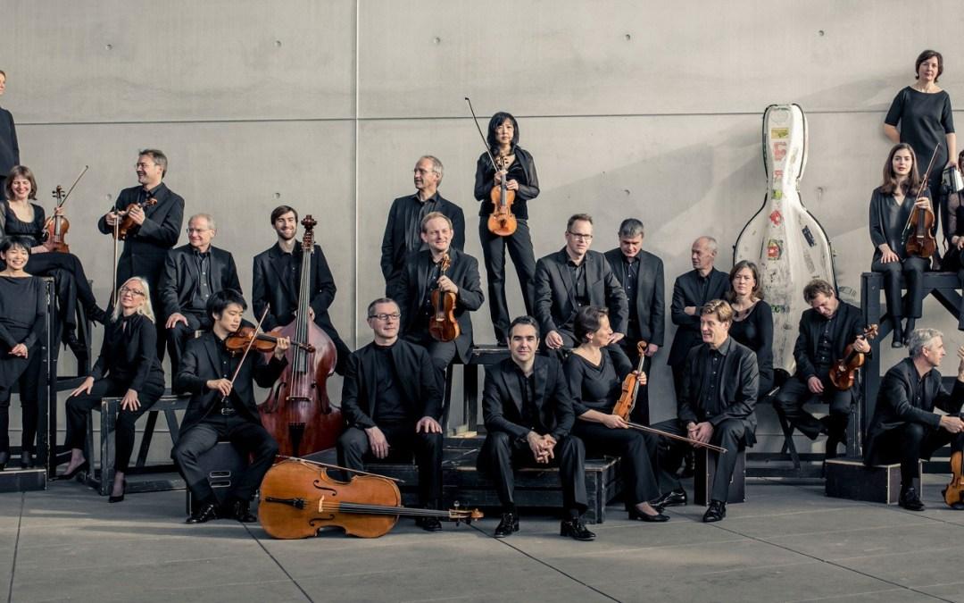 Münchener Kammerorchester Alemania Violín: Veronika Eberle