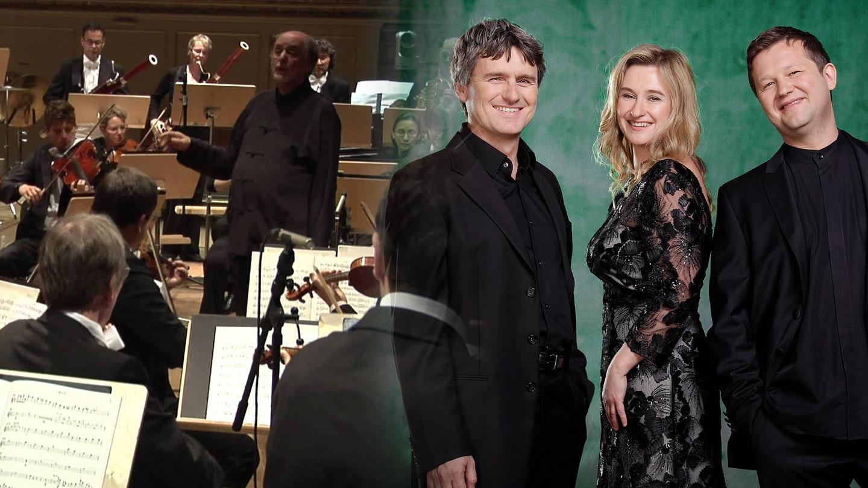 Zurich Chamber Orchestra / Swiss Piano Trio – Suiza @ Gran Teatro Nacional