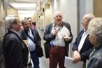 Atentos a las explicaciones del Presidente de Honor de FESOFI