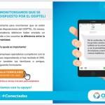 ENVÍO MENSUAL DE MENSAJES DE TEXTO INFORMATIVOS (SMS)