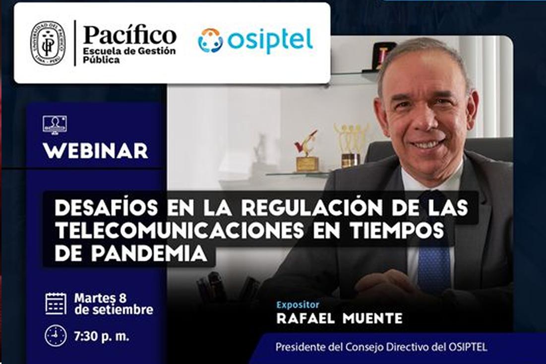 Desafíos en la Regulación de las Telecomunicaciones en Tiempos de Pandemia
