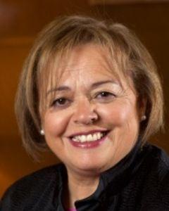 Profesora Rosa Mª Menéndez López