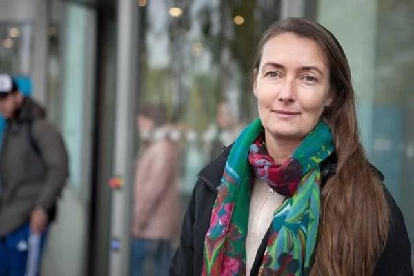 Danielle Posthuma, geneticista da Universidade de Vrije, Amsterdã.