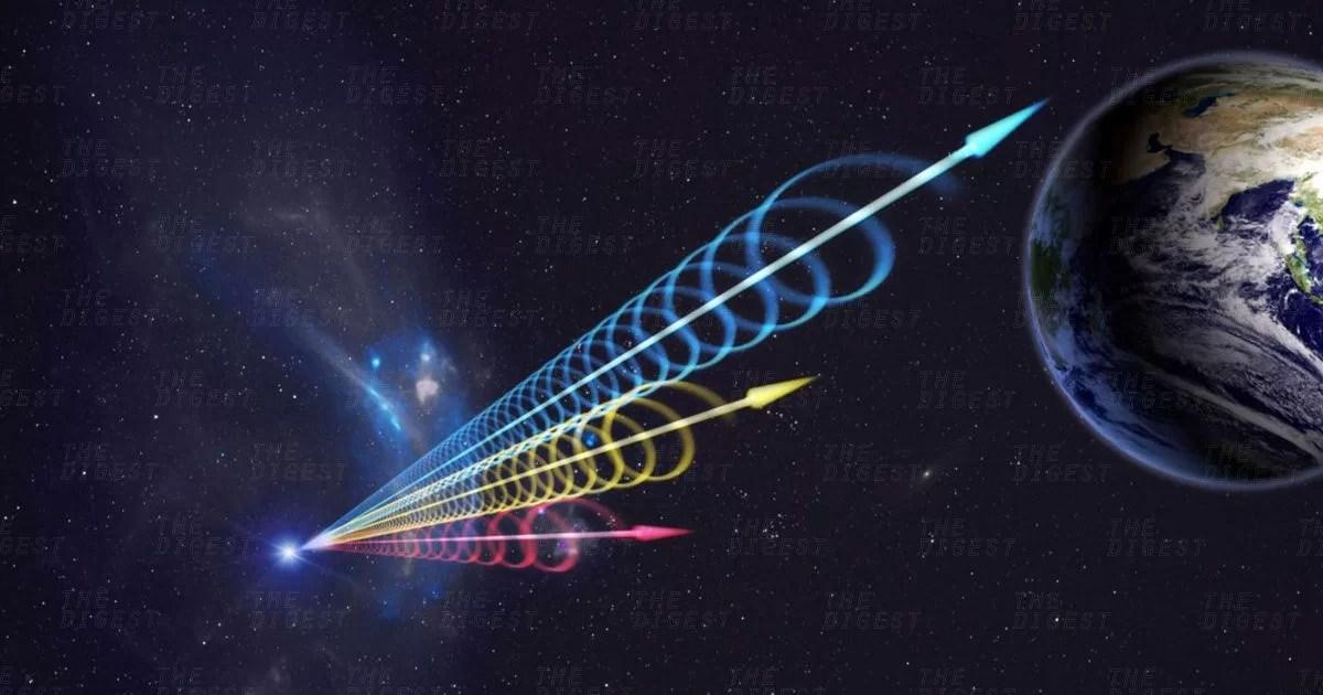 IA detecta 72 sinais de rádio rápidos, pulsos misteriosos a bilhões de anos-luz