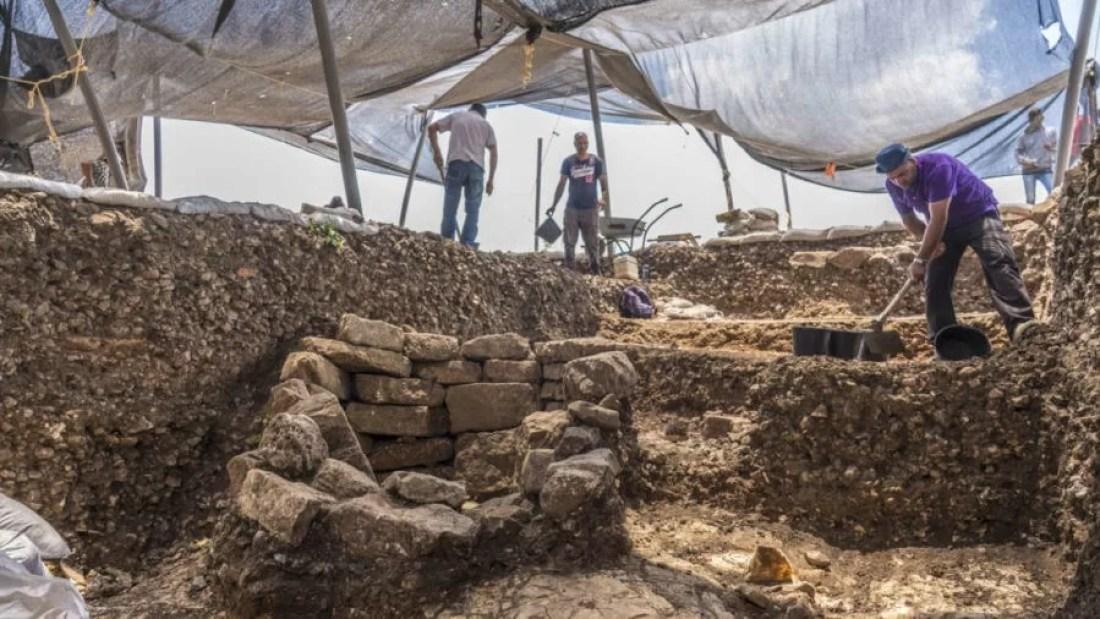 Cidade de 9.000 anos descoberta próxima à Jerusalém, Israel