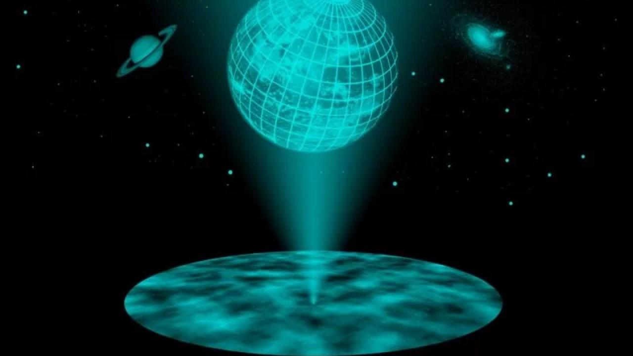 Nossa realidade pode ser um holograma criado pela física quântica
