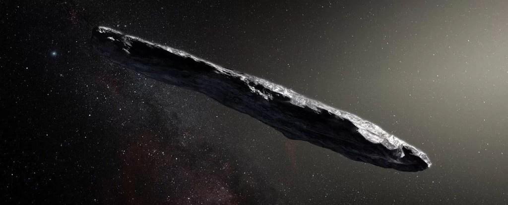 Seria o 'Omuamua uma nave vinda de um lugar muito distante? Astrônomos afirmam que não