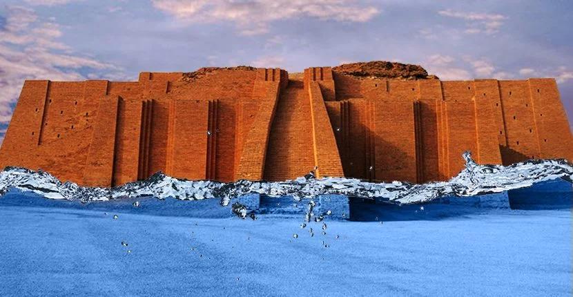 Seca no Iraque emerge antigo palácio de 3.400 anos; veja imagens