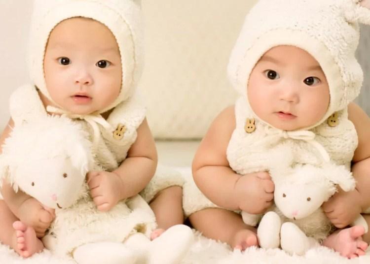 Filhos gêmeos