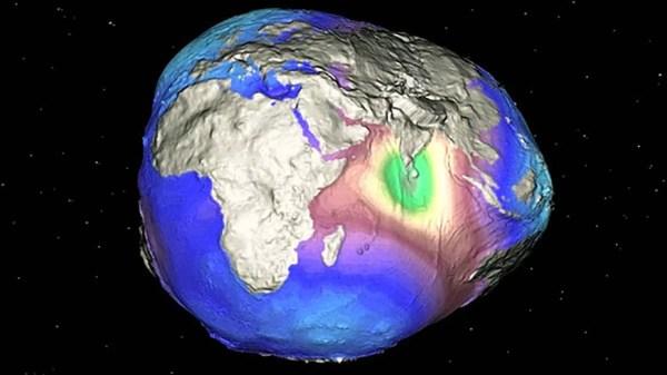 Verdadeira forma da Terra