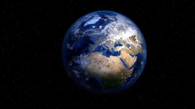 Planeta do  sistema solar: Terra