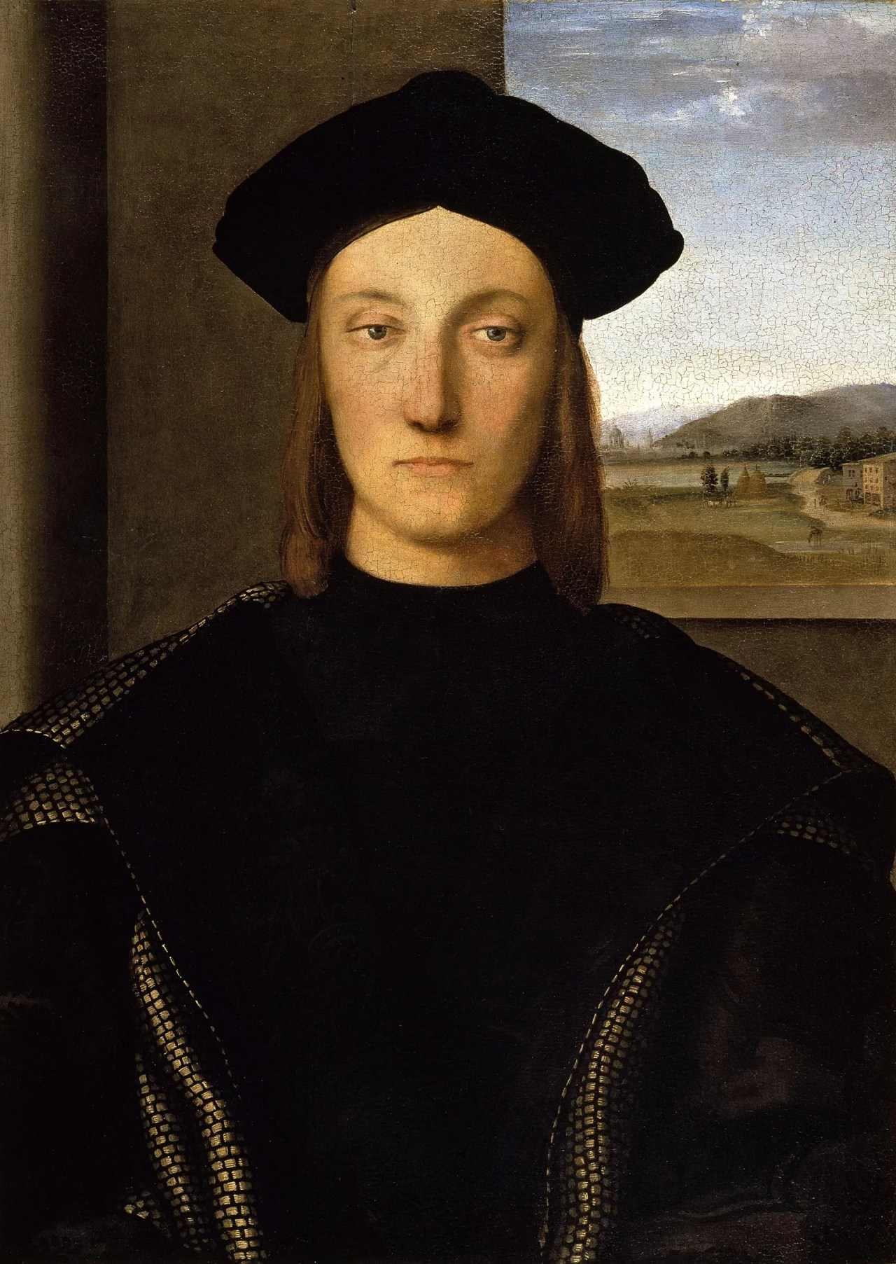 Raffaello Sanzio, Rafael