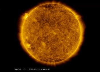 (NASA/Solar Dynamics Observatory)