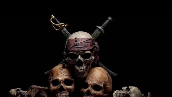 piratas de verdade atuaram por anos