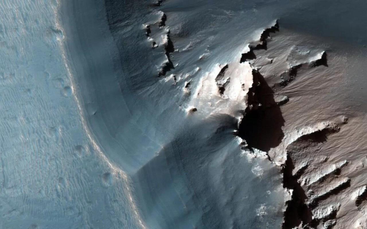 Mineral marciano raro