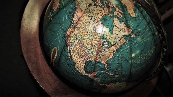 Melhor mapa mundi