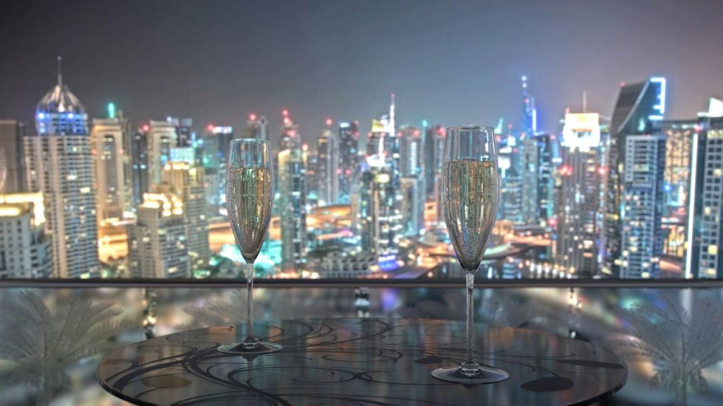 Vivre à Dubaï - Restaurant