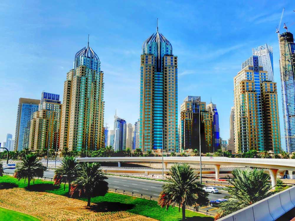 Analyse de marché - implantation société Dubaï