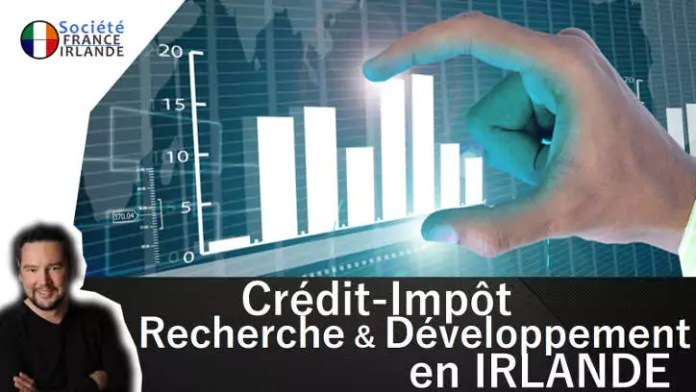 crédit impôt recherche développement Irlande