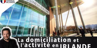 domiciliation Irlande