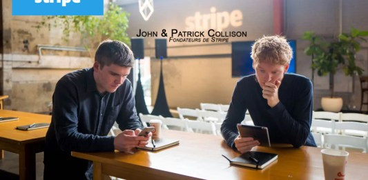 Stripe Collison societe france irlande