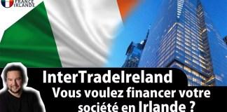 InterTradeIreland société France Irlande