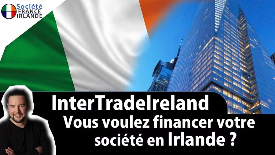 InterTradeIreland société France Irlande