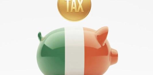 Irlande Impôt Société
