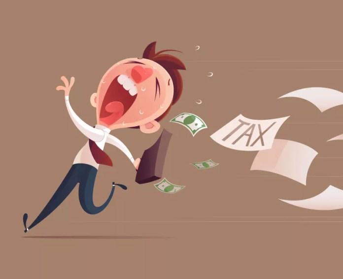 evasion fiscale en Irlande