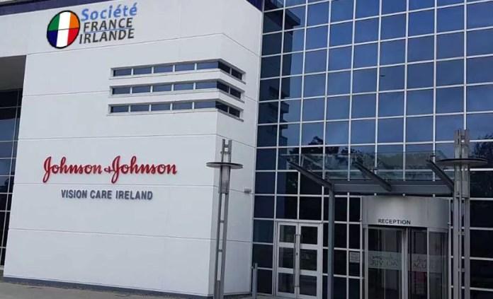 johnson johnson dublin ireland