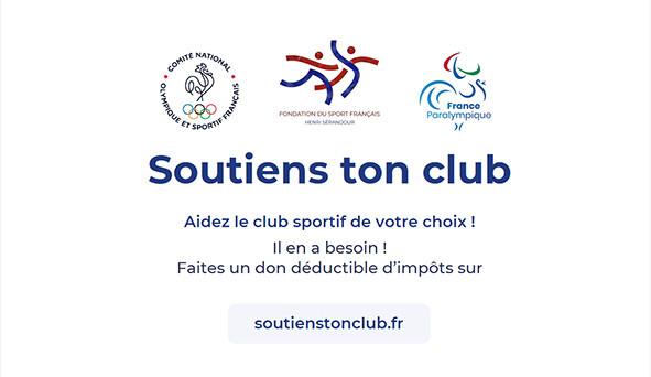 « Soutiens ton club », une plateforme de dons en ligne pour soutenir la SSW