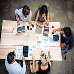 business plan agence de communication